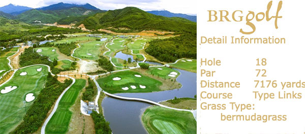 the Brg golf information