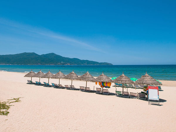 danang hotels on the beach